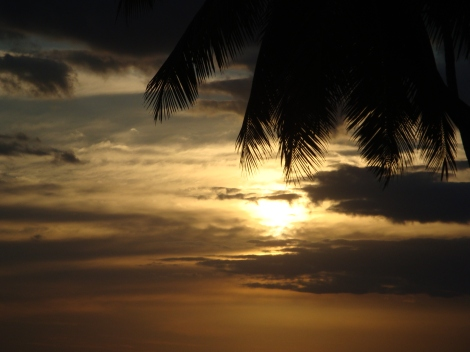 Sunset, Juan Dolio, Dominican Republic